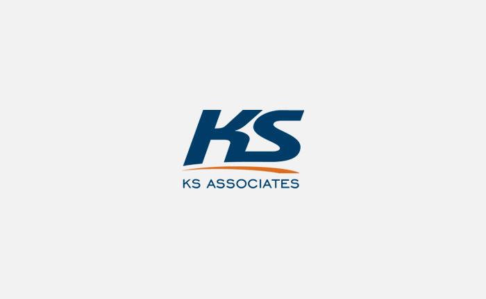 K S Logo Logo Design