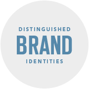 distinguished brand identities