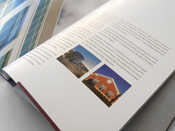 Richard L. Bowen + Associates Marketing Brochure